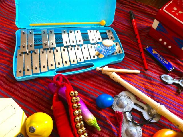 Eveil musical pour les petits et leurs parents