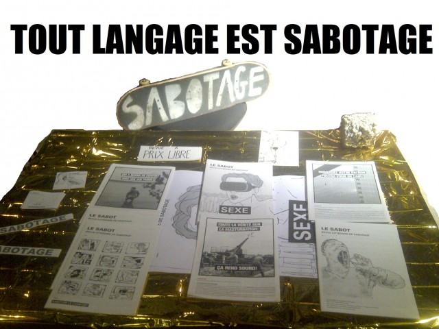 Revue Le Sabot 5 - Publication 2018