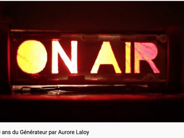 BUNKER PARADIS, FICTION RADIO trailer POUR LES 10 ANS du G
